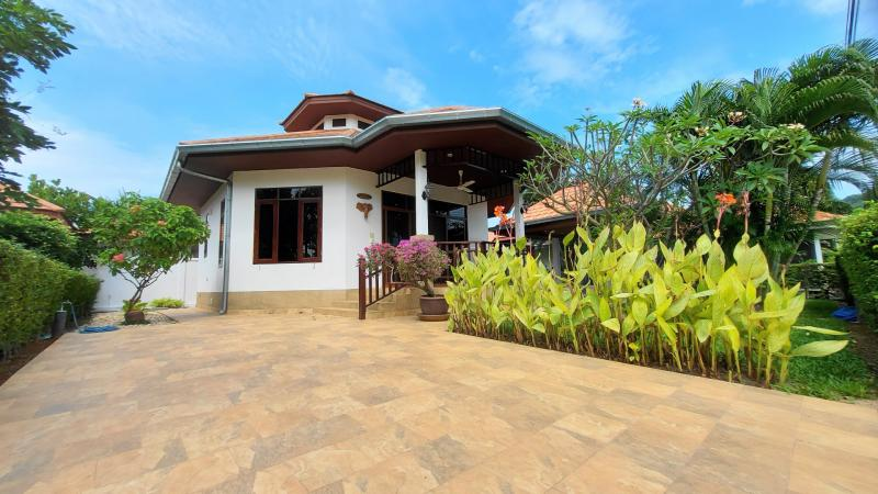 Villa Natalie A7 – 1 Bedroom Property For Rent In Hua Hin, Manora Village II