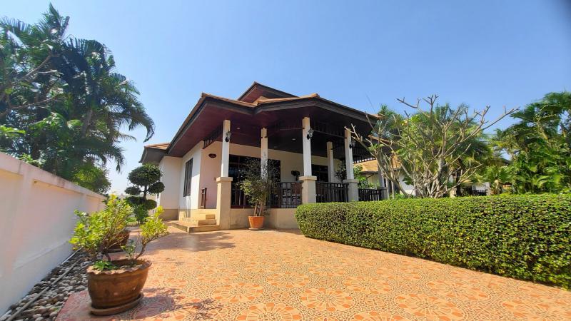 2 bedroom villa for sale In Hua Hin At Manora Village I, Khao Tao