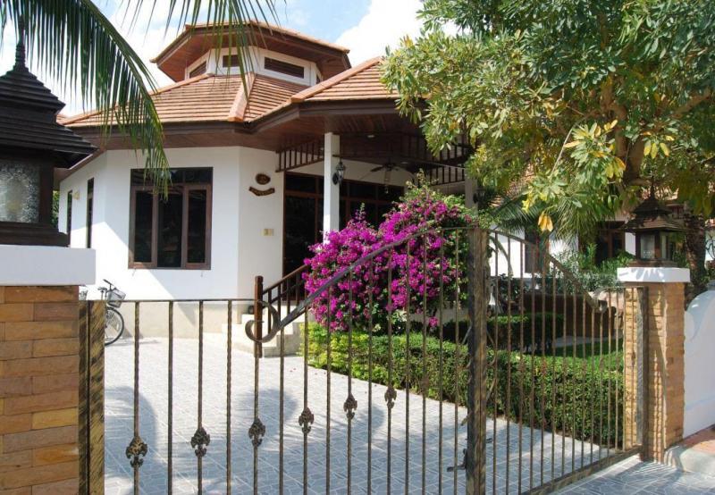 Villa Natalie A11 – Holiday Home For Rent In Hua Hin At Manora Village I