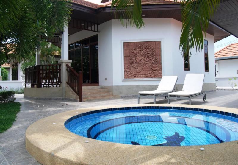 Villa Natalie A6 – Luxury Villa For Rent In Manora Village I, Hua Hin