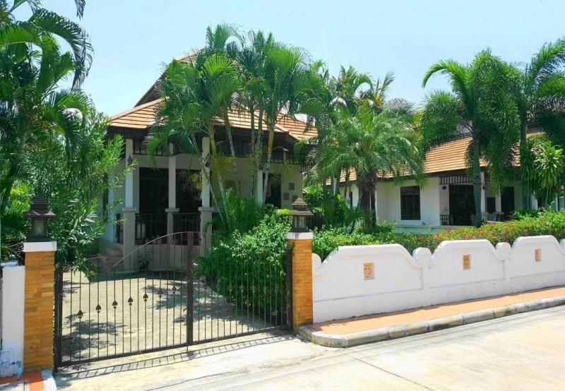 Villa Busaba B2 – Haus Zum Mieten In Hua Hin Im Manora Village I