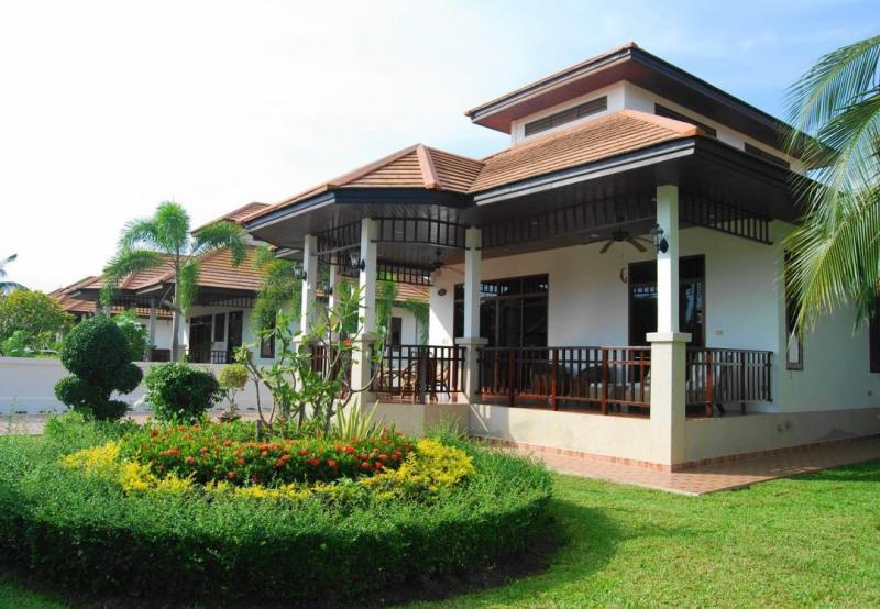 Villa Busaba B20 – Beautiful Holiday Home For Sale In Hua Hin At Manora Village I