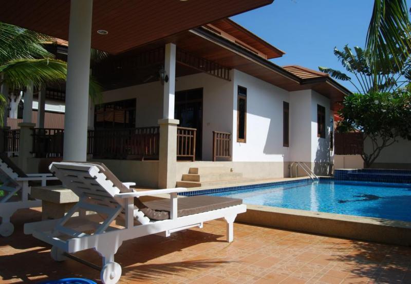Villa Busaba B23 – Pool Villa For Sale In Hua Hin At Manora Village I