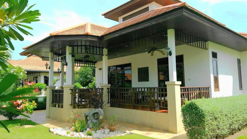 Villa Busaba B26 – House For Rent In Hua Hin At Manora Village I