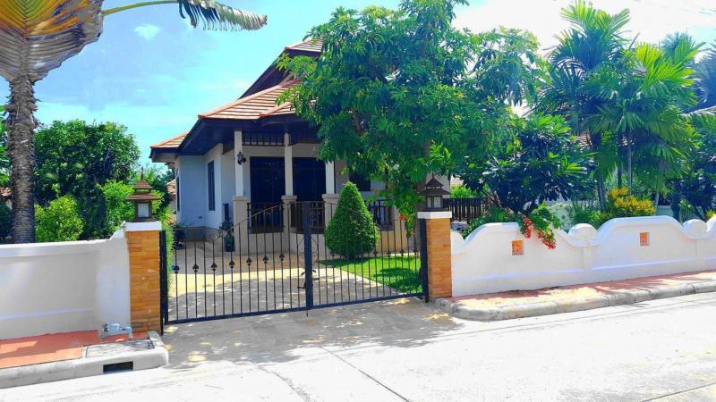 Schöne Villa mit 2 Schlafzimmern zum Kaufen in Hua Hin, Khao Tao im Manora Village I Resort