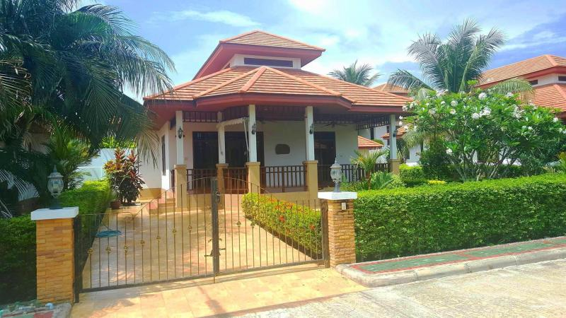 Villa Busaba B5 – Holiday Home For Sale In Hua Hin At Manora Village II