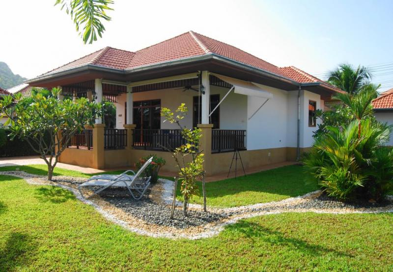 Villa Selina D3 – House For Rent In Hua Hin, Manora Village III