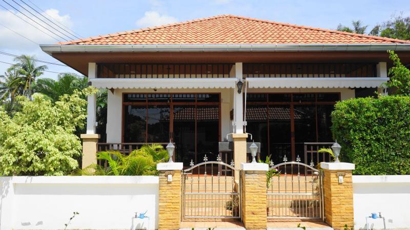 Villa Cosy G2 – Ferienvilla zum Kaufen in Hua Hin Im Manora Village III