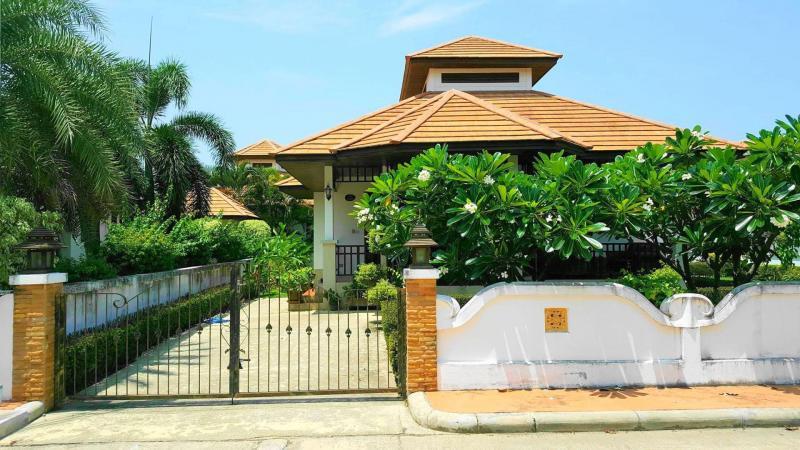 Villa Busaba B18 – Ferienhaus Zum Mieten In Hua Hin Im Manora Village I