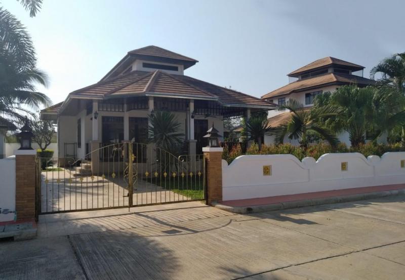 Villa Busaba B1 – Immobilien Zum Mieten In Hua Hin Im Manora Village I