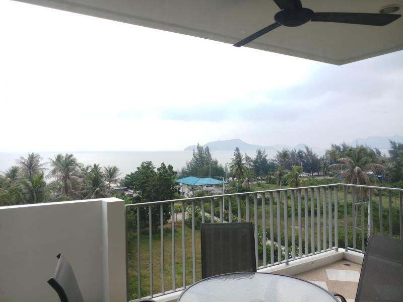 Beautiful 1 Bedroom Sea View Condo for Sale, Sam Roi Yot