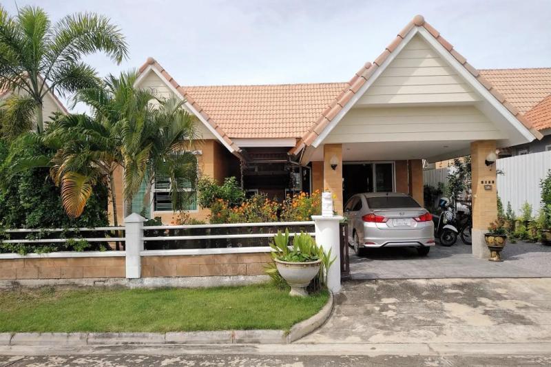 Preisgünstige Villa mit 2 Schlafzimmern zum Kaufen in Hua Hin, Soi 112