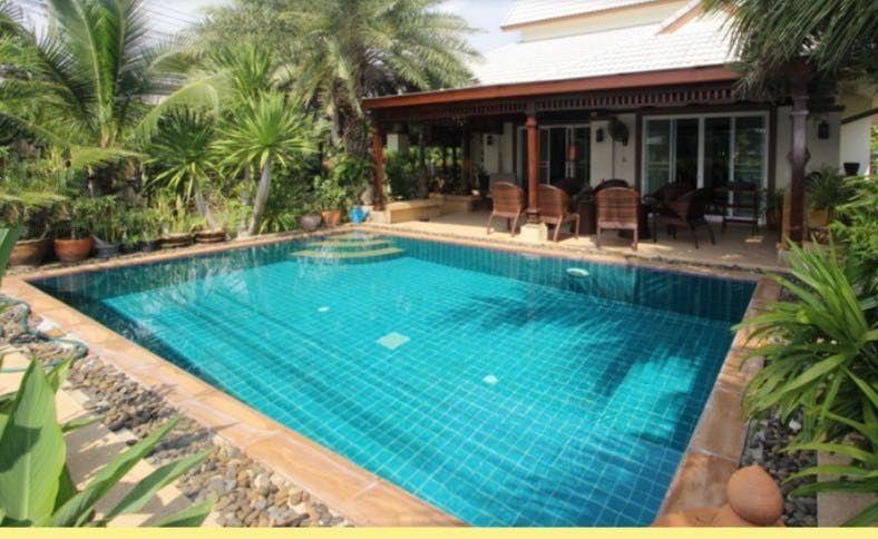3 Bedroom Pool Villa For Sale in Emerald Resort, Hua Hin