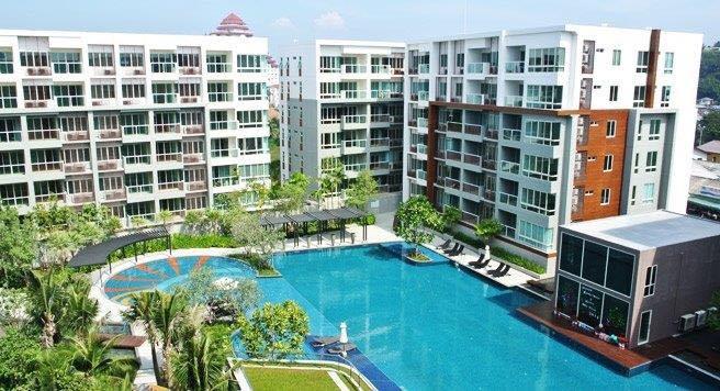 Beautiful 2 Bedroom Condo For Sale at Seacraze Condominium, Hua Hin