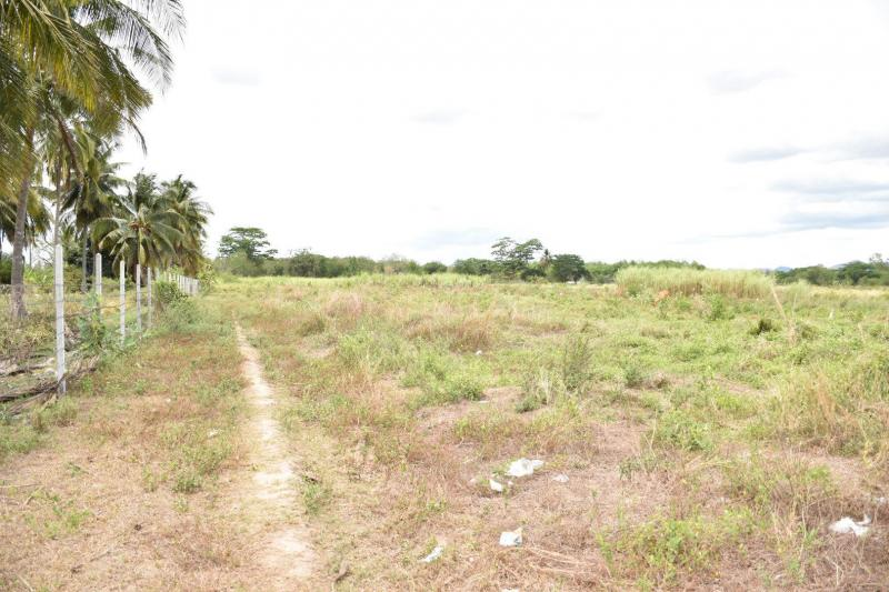 Two Large And Connected Land Plots For Sale Near Black Mountain Golf Course, Hua Hin