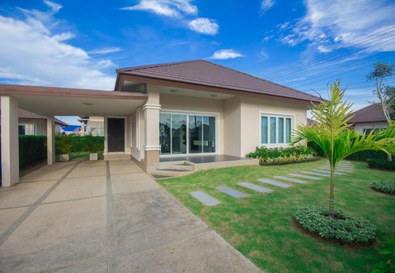 Lovely 2 Bedroom Villa For Sale, Pranburi – 4 km to Khao Tao, Hua Hin!