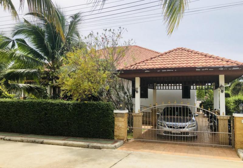 Villa Grande E4 – Wunderschöne 3 Schlafzimmer Poolvilla zum Kaufen in Hua Hin, Kao Tao im Manora Village III