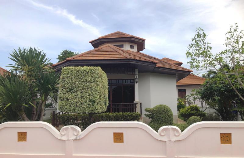 Cozy 1 Bedroom Villa For Sale In Manora Village 1, Hua Hin