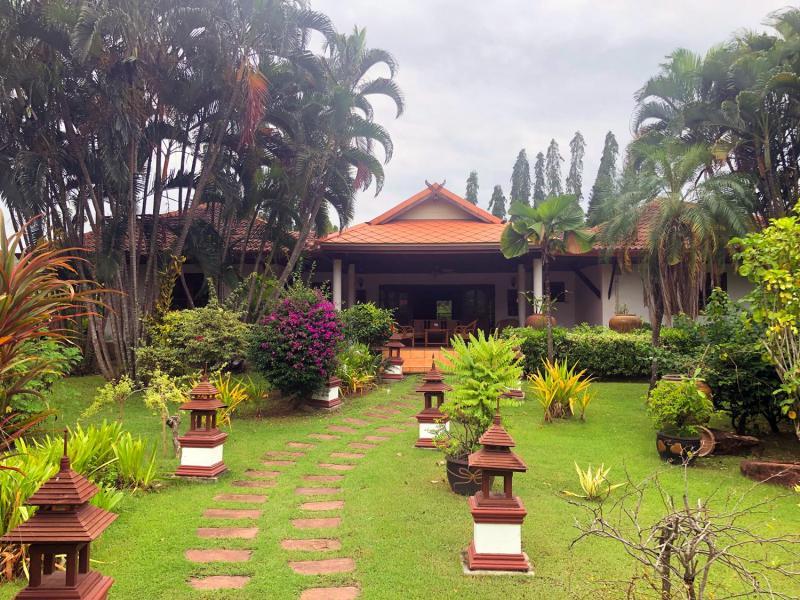 Spacious 2 Bedroom Villa On A Huge Land Plot For Sale, Khao Tao