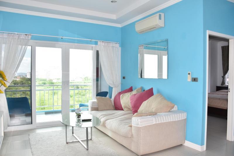 Top-floor 2 Bedroom Condo For Sale at Blue Sky Condominium, ,Cha-Am