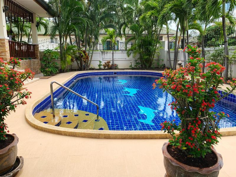 Spacious 3 Bedroom Pool Villa For Sale in Hua Hin – Natural Hill Hua Hin