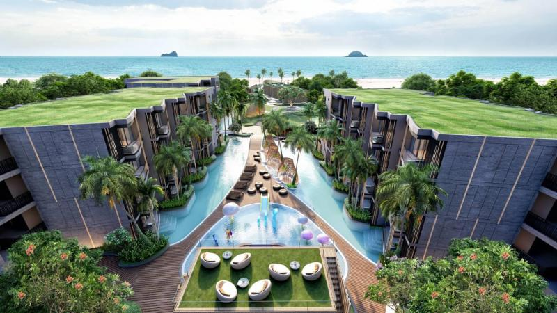 New Beachfront Condo For Sale In Khao Tao – Exclusive 1-2 Bedroom Units For Sale – Residential & Hotel Units