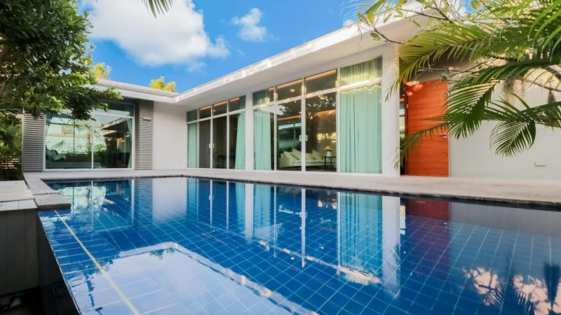 Well-priced 3 Bedrooms Pool Villa For Sale, Cha-Am