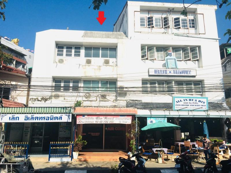 3-Story Townhouse for sale or rent in Hua Hin center – 300 m from Hua Hin night market!