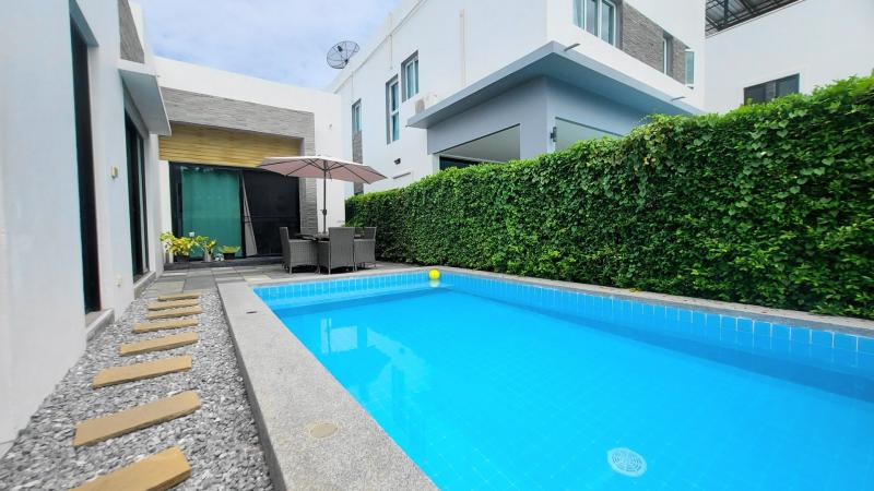 Great Opportunity – 3 bedroom house for sale with Swimming Pool, Pranburi – 9 km to Khao Tao!