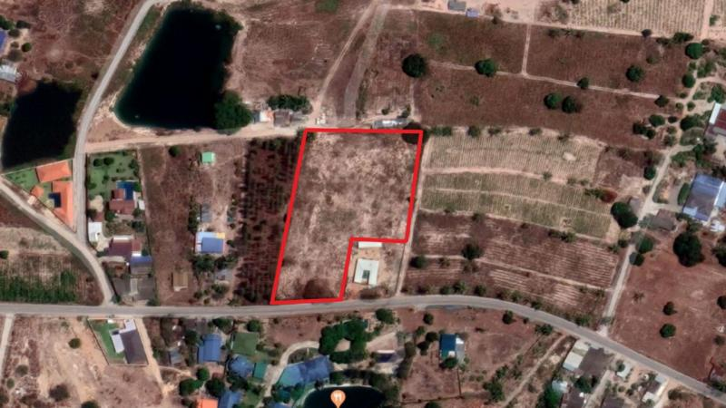 4 Rai of land for sale in Hin Lek Fai, Hua Hin