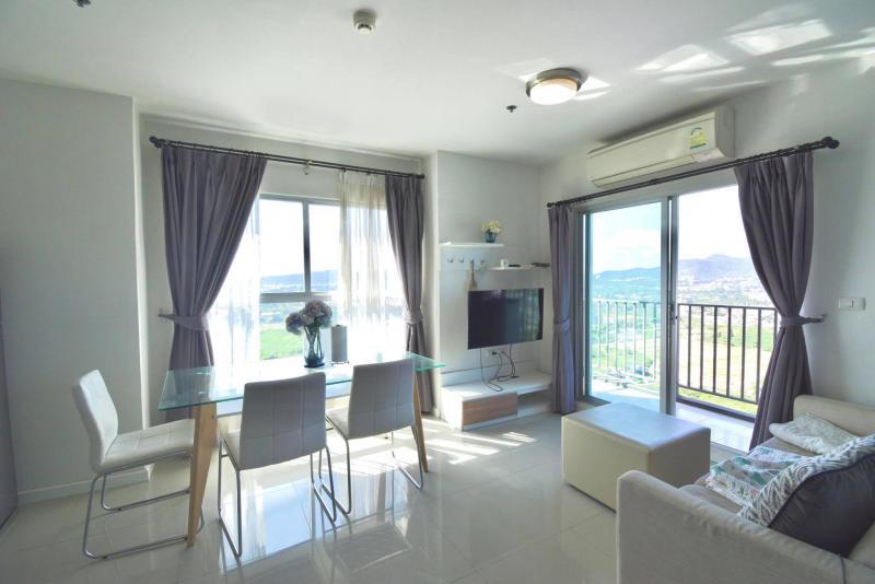 2 bedroom condo for sale at Baan Kiang Fah, Hua Hin