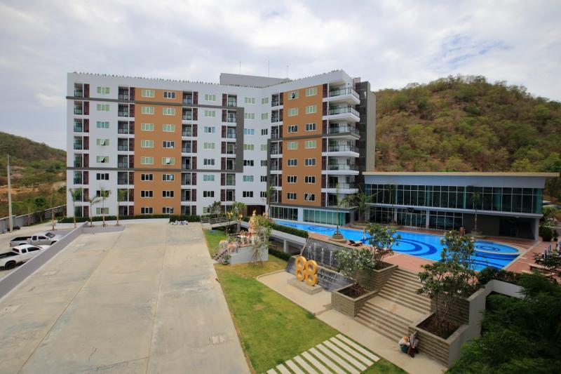 1 bedroom condo for sale in Hua Hin – Condo 88 – Special Price!