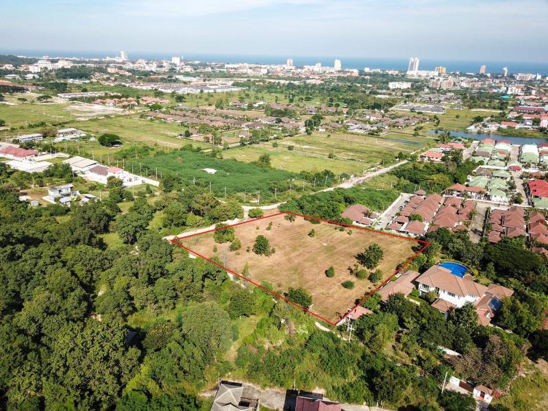 5 Rai land plot for sale in Hua Hin – Soi 102