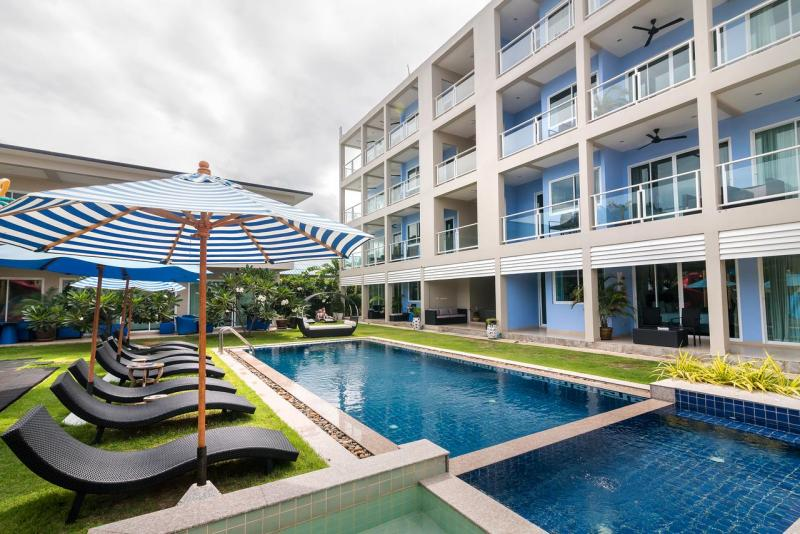 22 room resort for sale in Hua Hin, Khao Takiab – 50 m from Beach!