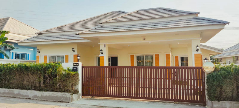 3 bedroom house for sale in Hua Hin – Baan Glang Muang Soi 88