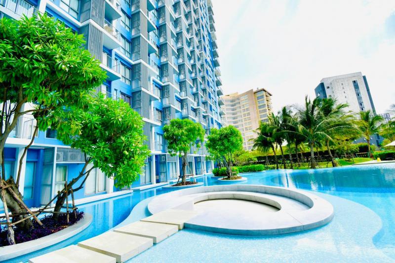 1 Schlafzimmer Studio-Wohnung zum Verkauf in Blue Condominium, Cha Am