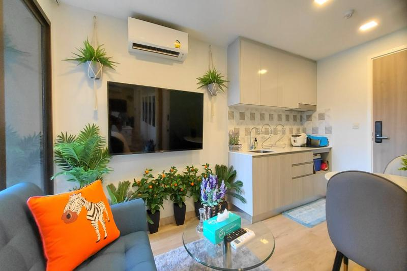 1 Bedroom condo for sale in Hua Hin center – Marvest Hua Hin