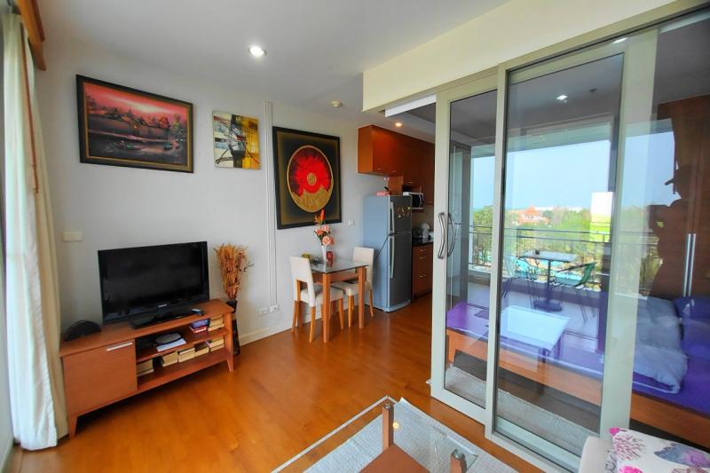 1 Bedroom studio condo for sale in Hua Hin Boathouse – 4th floor