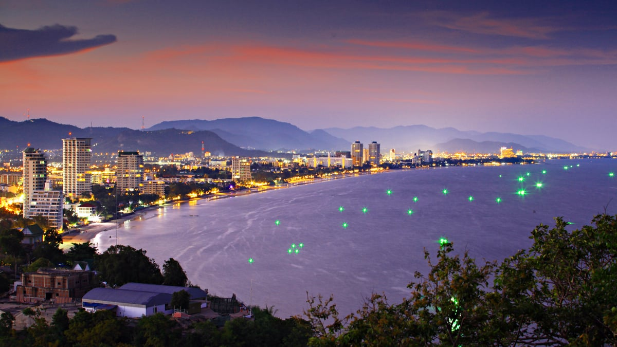 Hua Hin set to become an international tourist destination – Great time to invest in the Hua Hin real estate market!
