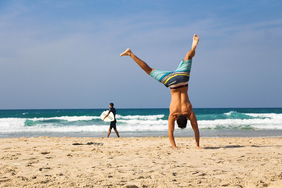 Healthy lifestyle activities in Hua Hin, Thailand